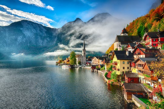 Hallstatt private and guided walking tour