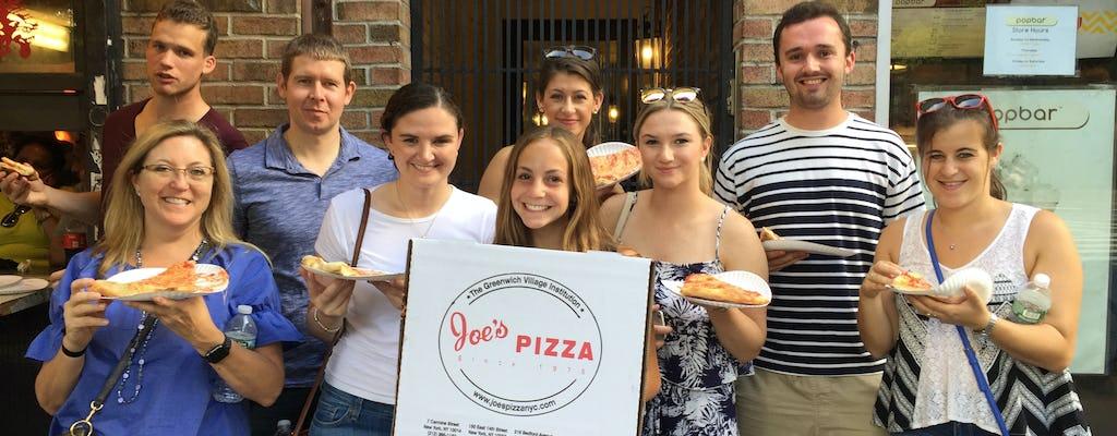 Visite gastronomique du West Village à New York