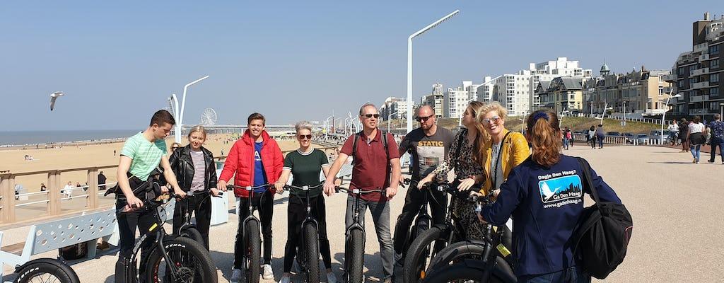 Haia: passeio de bicicleta elétrica