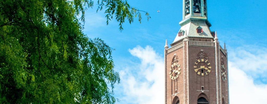 Visita a la torre de la Haya