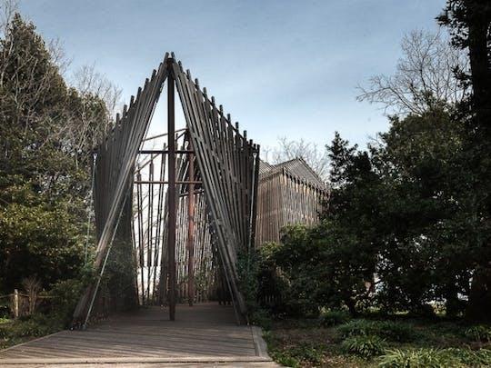 Tour Labirinto Borges, Bosco della Fondazione e Cappelle Vaticane con audioguida