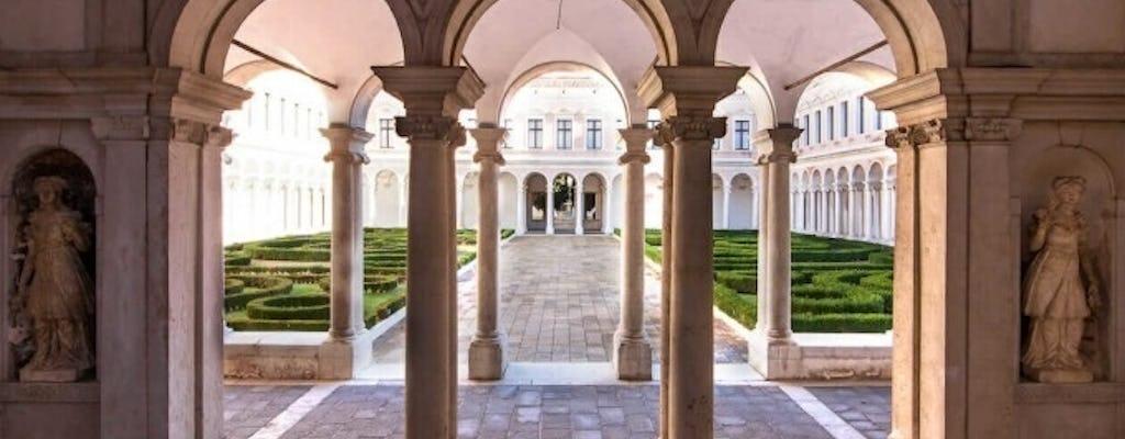 Tour de la Fundación Giorgio Cini y el laberinto de Borges con audioguía