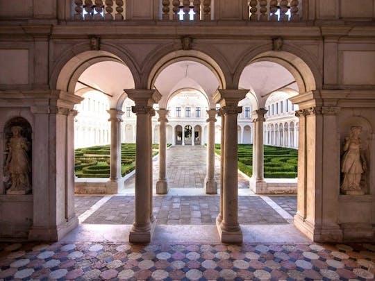 Giorgio Cini Foundation and Borges labyrinth tour with audioguide