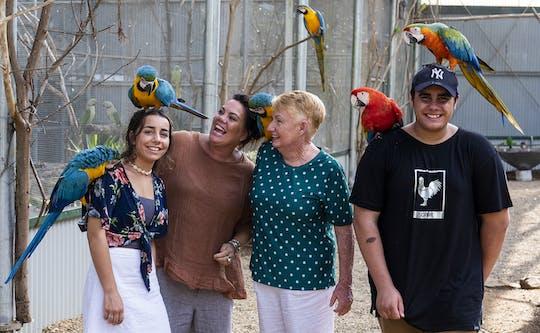 Ingressos para o Maleny Botanic Gardens e Bird World