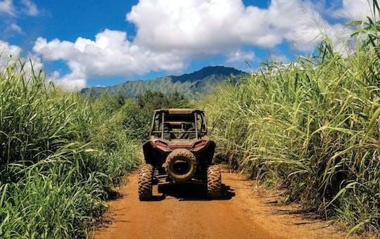 Kauai ATV waterval rondleiding