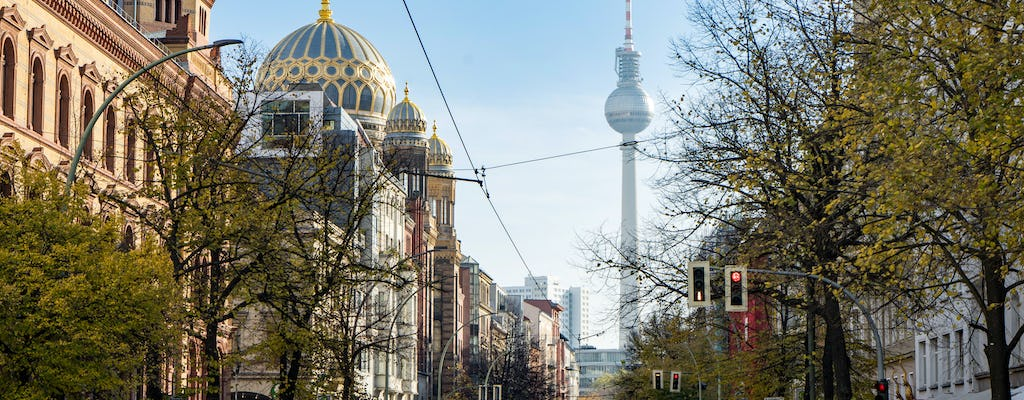Half- day private tour about Jewish history in Berlin