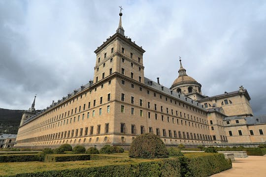 Royal Site of San Lorenzo de El Escorial skip-the-line tickets and guided tour