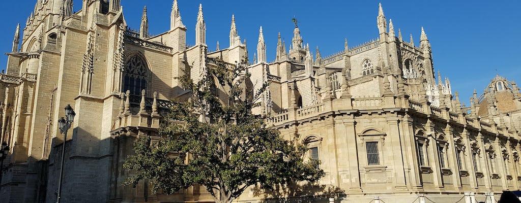 Экскурсия по Севильскому Алькасару и кафедральному собору с гидом по приоритетным билетам