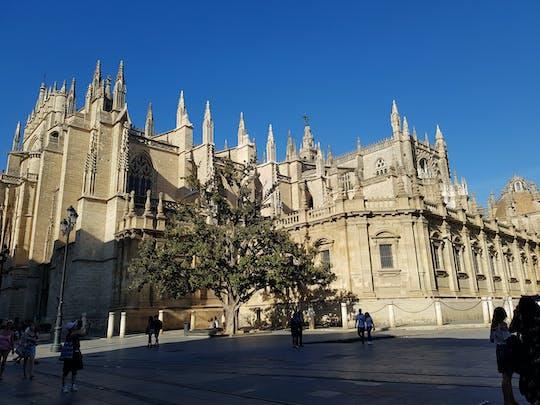 Visita guidata dell'Alcázar e della cattedrale di Siviglia con biglietti di accesso prioritario