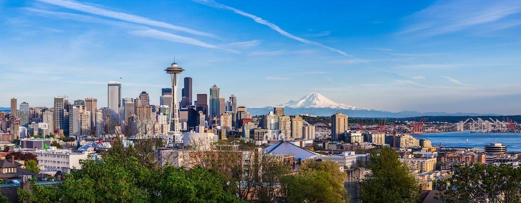 Fragment ekscentrycznej wycieczki audioprzewodnikiem po historii Seattle