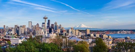 Een stukje van de eigenzinnige geschiedenis van Seattle met audiogidstour