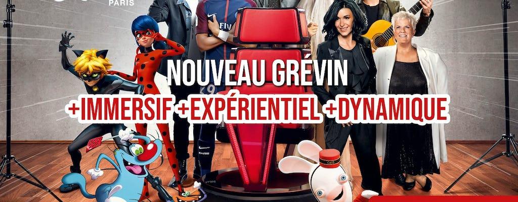 Entradas para el Museo de Cera Grévin en París