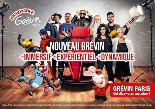 Biglietti per il museo delle cere Grévin di Parigi