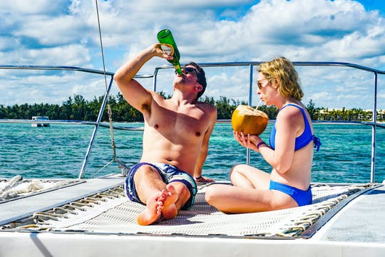 Caribbean Cruise by Sharky Catamarans Ticket Only