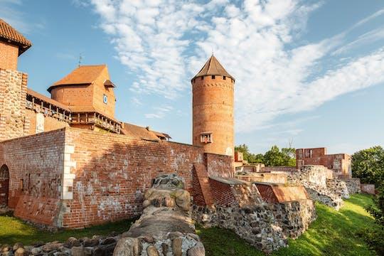 Visite guidée privée à Sigulda et Cesis depuis Riga