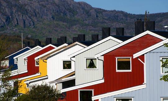 Tour guidato privato a piedi di Trondheim