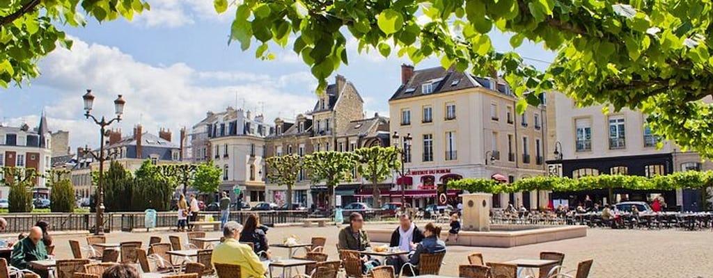 Visite libre avec jeu interactif de la ville de Reims