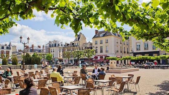 Tour autoguiado com jogo interativo da cidade de Reims