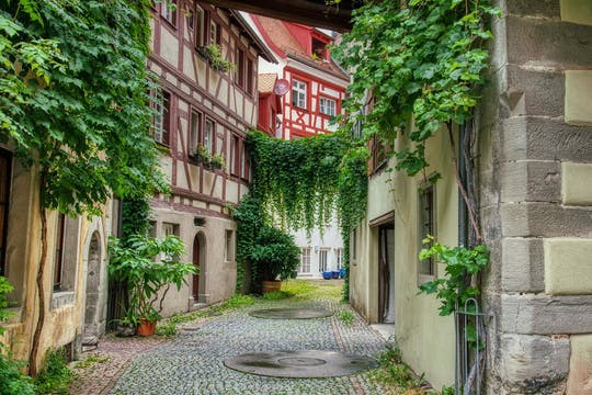 Meersburg private and guided walking tour