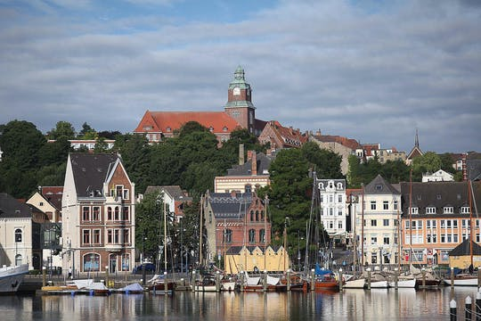 Tour a piedi storico privato di Flensburg