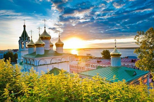 Romantyczna wycieczka po Niżnym Nowogrodzie