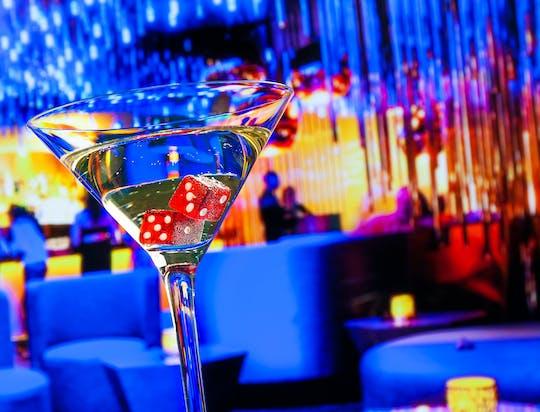 'Friday Night Hangover Crawl' in Las Vegas
