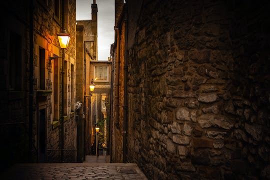 Ghosts of Edinburgh and the bloody past exploration game