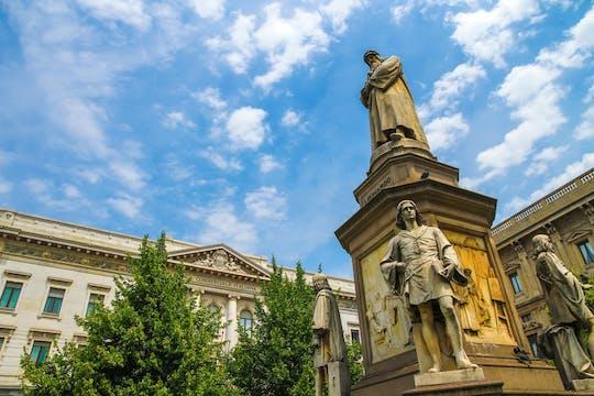Gioco di esplorazione e tour di Leonardo da Vinci a Milano