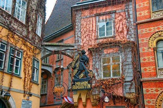 Vienna Medieval Legends & Mysteries Exploration Game and Tour