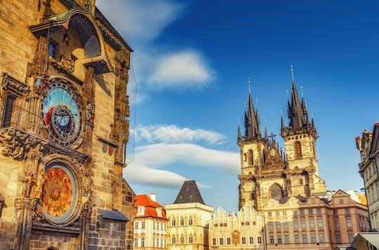 Tour e gioco di esplorazione della città vecchia di Praga