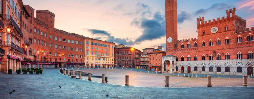 Juego de acertijos por Siena - Lugares de interés, historias secretas y joyas escondidas