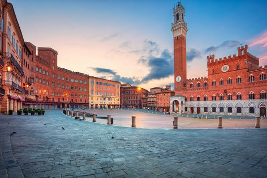 Siena Highlights: Family Honour Exploration Game and Tour