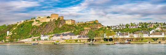 Koblenz private and guided walking tour