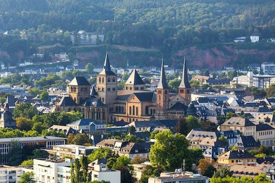 Passeio a pé privado e guiado em Trier