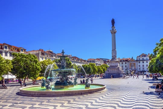 Lisbon, Rossio and Chiado walking tour with optional brunch