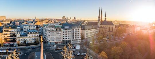 Privé- en begeleide wandeltocht door Luxemburg