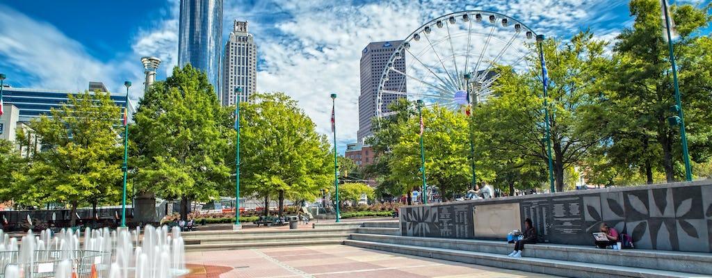 The best of Atlanta walking tour