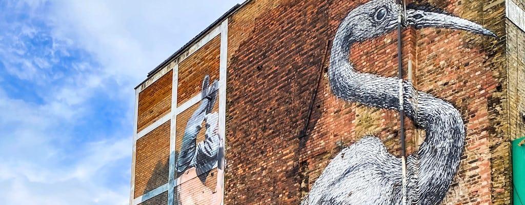 Banksy and Beyond - London Street Art Tour