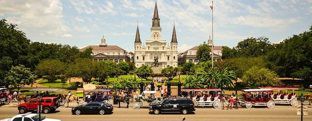Recorrido a pie por lo mejor de Nueva Orleans