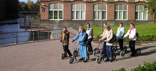 Memorable moments on a guided sightseeing tour in Tampere