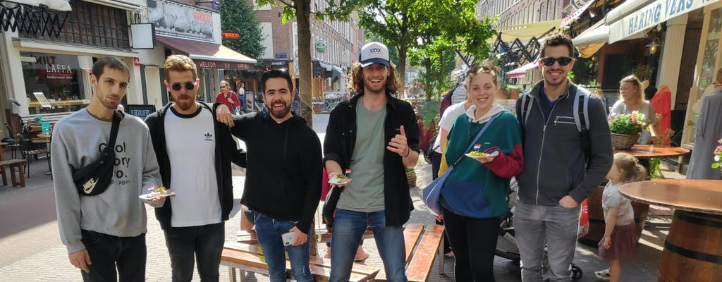 Vegan food tour at Albert Cuyp Market