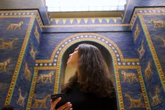Tour privato dell'app mobile del Museo di Pergamo con ingresso prioritario