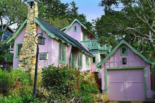 Visite audio guidée à pied des maisons de conte de fées de Carmel-by-the-Sea
