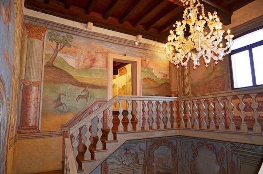San Vito al Tagliamento guided tour with aperitif