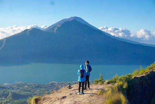 Sonnenaufgang am Vulkan Batur, Wanderung und Quad-Abenteuer