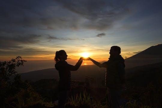 Speciale Batur Caldera-zonsopgangwandeling en natuurlijke warmwaterbron van Baturatur