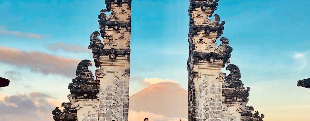 Bali-Gate of Heaven Tagestour und Bali Swing