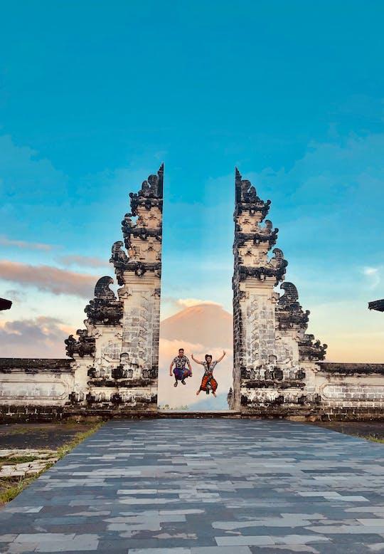 Bali-Gate of heaven day tour and Bali swing