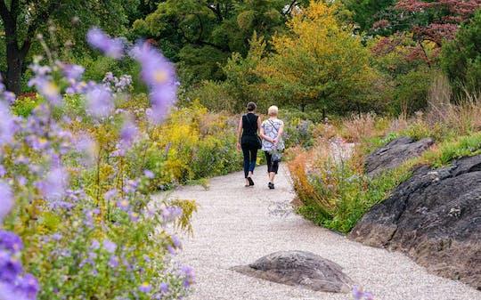 Nowojorski ogród botaniczny All-Garden Pass