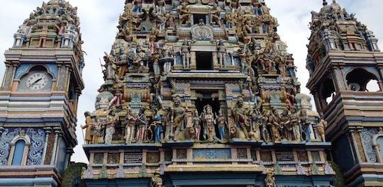 Tour privado de um dia em Colombo, saindo da região de Galle